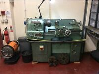 Colchester student lathe