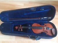 1/2 student violin