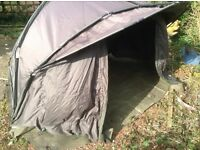 Trakker Armo mark2 one man bivvy reduced for quick sale