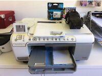 HP photosmart C5200 all in one printer