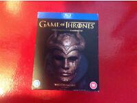Blu-Ray Box Set...Game of Thrones...Seasons 1 - 5