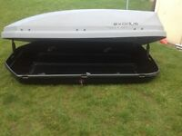 Exodus Car Roof Box 470L,