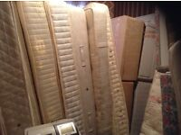 Mattresses,all sizes.£20.00 to £75.00