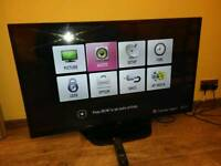 LG 47 inch LED FullHD TV with USB and Freeview