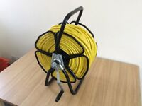 Window Cleaning Hose And Reel ( Brand New)