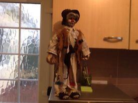 Figerian Crock scarecrow