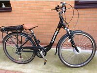 Cyclotricity Sahara electric bike