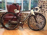 Colnago C60 Voeckler Tour de France ridden (Specialized s-works,team sky)