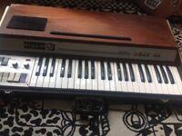 Combo Organ . Elgam beat 44 Italian organ