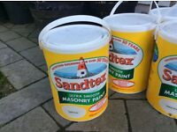 Santex exterior masonry paint