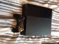**PS4 500 GB MINT CONDITION ALL ACCESSORIES ***