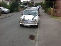 Old mini mk1 / 2 in good condition or just original can collect