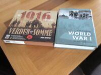 World War 1 books