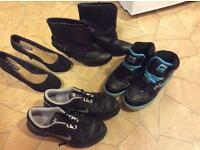 Trainers / shoes / boots job lot size 6