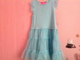 Girls pretty dress