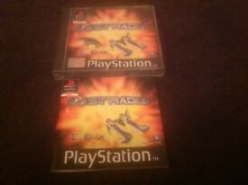 PS1 Blast Radius game