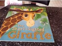 5 lovely children's books excellent condition