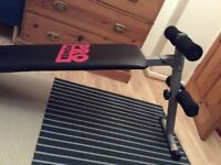 Pro Power sit up bench
