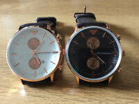 MEN'S WRIST WATCHES BRAND NEW JOB LOT