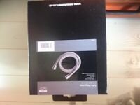 Mira shower head and hose