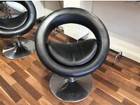 Hairdressing Styling chairs x 8