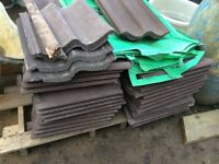 Brand new roof tiles , £1 per title