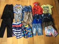 Bundle boys Age 5-6 clothes