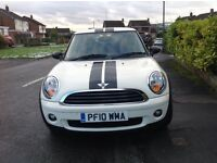 Mini first. 32,000 Miles LOW mileage. 2 Lady owners. 12 MONTHS MOT