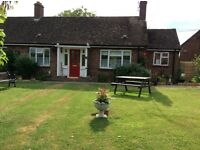 Age RESTRICTED 50+ semi rural Gorgeous Bungalow in Essex
