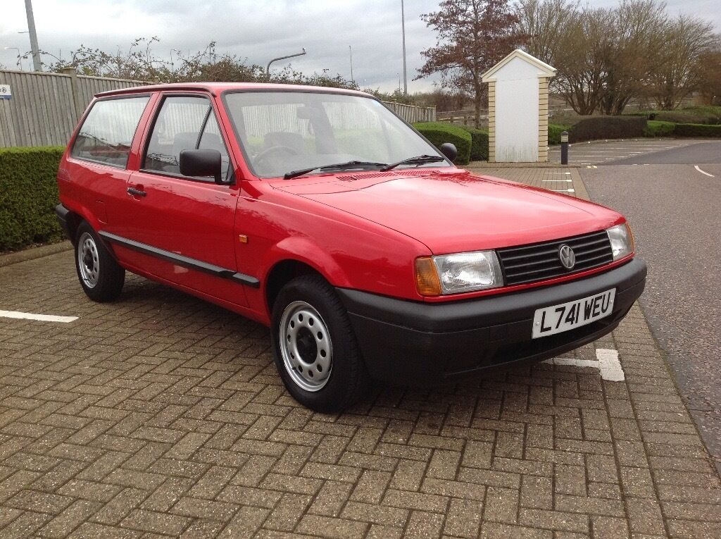 vw volkswagen breadvan polo fox 1 0 1994 mk2 low mileage 2 owners in bradley stoke bristol. Black Bedroom Furniture Sets. Home Design Ideas