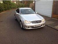 Mercedes clk220cdi advantgarde fully loaded £4550