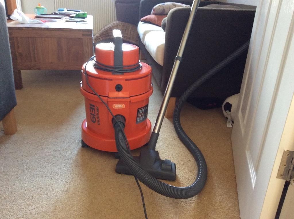how to work vax carpet cleaner