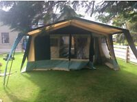 Conway classic Trailer Tent Excellent condition PRICE DROP FOR QUICK SALE