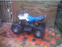 Aeon cobra 100 cc revo 2 quad