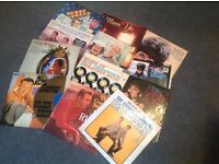 Job lot of x12 vinyl albums