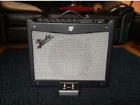 Fender Mustang 3 Guitar Amp 100w ...with footswitch..Poss Swap PX..