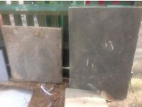 Free original paving slabs. Must collect today.