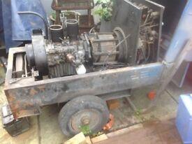 Generator Welder Lombardini Ruggerini Hatz Running or Not WANTED