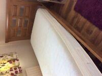 Free single bed mattress