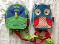 Kids backpack harness/reigns. Happy to sell 1 or 2