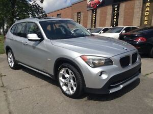 2012 BMW X1 28i xDrive| SPORT PKG| PANO ROOF| BLUETOOTH