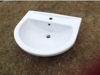 Bathroom Sink, new still in box with all fittings