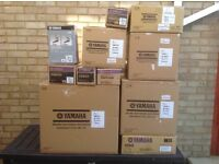 Yamaha Drum Kit. Brand new still in boxes.