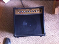 Small portable amp - soundking
