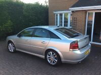 Vauxhall Vectra 150hp Sri cdti