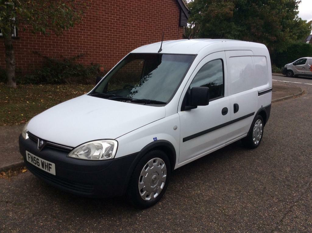 VAUXHALL COMBO VAN FSH 96K ONE OWNER IMMACULATE.