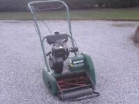 lawnmower qualcast classic self propelled model 35s