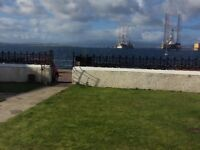 Fabulous seafront flat for sale in Cromarty