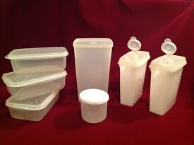 Storage Food Containers.