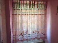 Beautiful Mamas and Papas Curtains